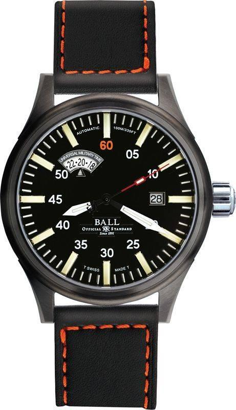 Ball Watch Company Fireman Night Train NM1092C-L1B-BK