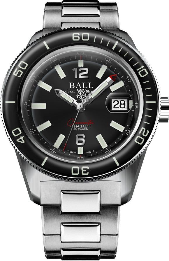 Ball Watch Company Engineer M Skindiver III Limited Edition DD3608A-S1C-BK