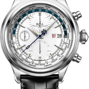 Ball Watch Company Trainmaster Worldtime Chronograph CM2052D-LL1J-SLBE