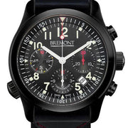 Bremont Watch Michael Wong MW Heli Chrono Limited Edition