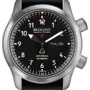 Bremont Watch Martin Baker MBII Anthracite With Deployment Clasp