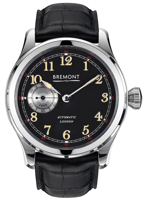 Bremont Watch Wright Flyer Stainless Steel Limited Edition WF-SS