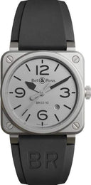 Bell & Ross Watch BR 03 92 Horoblack Limited Edition BR0392-GBL-ST/SRB