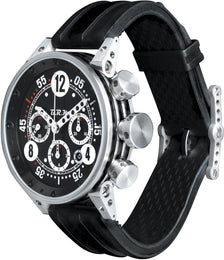 B.R.M Watch V12-44 Grey Hands V12-44-BN-AG