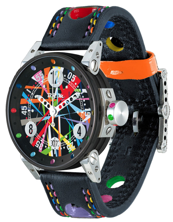 B.R.M. Watches Art Car V7-38 Limited Edition V7-38-N-ART CAR