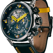 B.R.M Watch CT-48 Yellow Hands CT-48-AJ