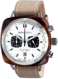 Briston Watch Clubmaster Sport Icons 15142.SA.TS.2.LSK