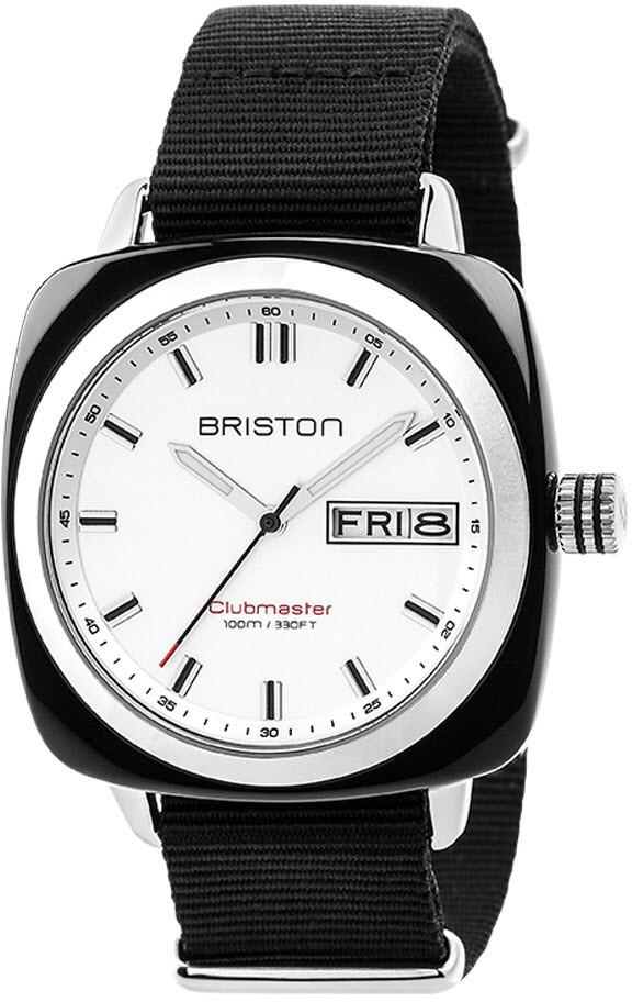 Briston Watch Clubmaster Sport Timeless 17342.SA.BS.2.NB