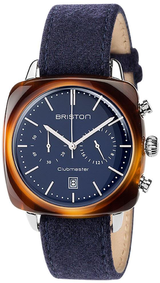 Briston Watch Clubmaster Vintage Icons 17140.SA.TV.15.LFNB