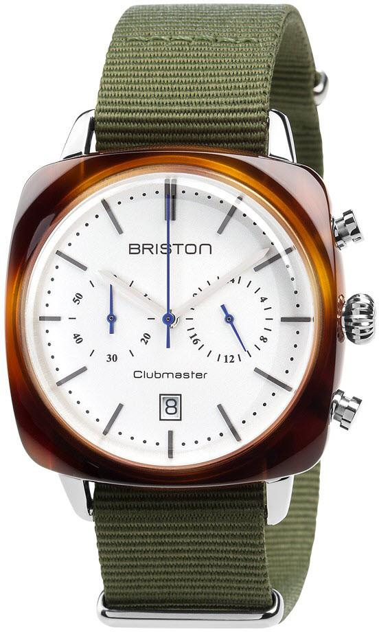 Briston Watch Clubmaster Vintage Icons 17440.SA.TV.2.NGA