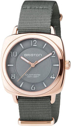 Briston Watch Clubmaster Chic Polished Gold 17536.SPRG.L.17.NG