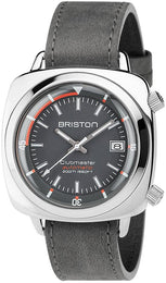 Briston Watch Clubmaster Diver Polished Steel 17642.PS.D.17.LVB