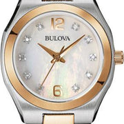 Bulova Watch Diamond 98P143