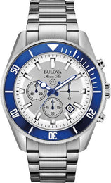 Bulova Watch Marine Star 98B204