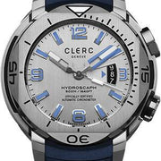 Clerc Watch Hydroscaph H1 Auto H1-1.11R.18 Light Grey