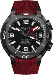 Clerc Watch Hydroscaph H1 Auto H1-4R.2.5 Black