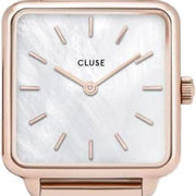 Cluse Watch La Tetragone Ladies CL60027S