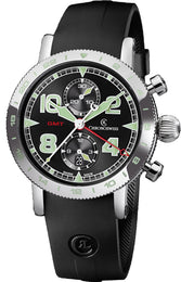Chronoswiss Watch Timemaster Chronograph GMT CH-7553.1