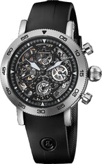 Chronoswiss Watch Timemaster Chronograph Skeleton