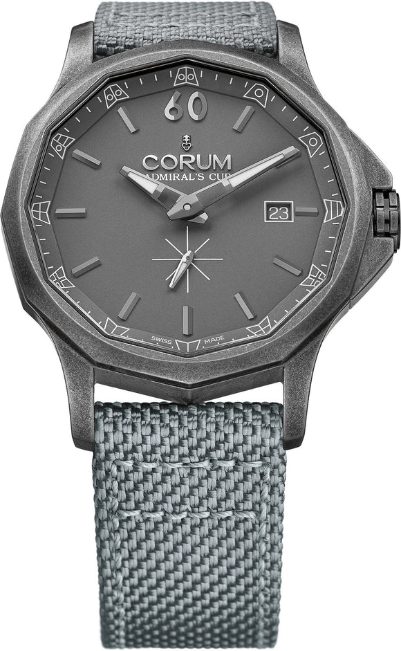 Corum Watch Admirals Cup Legend 42 A395/02628