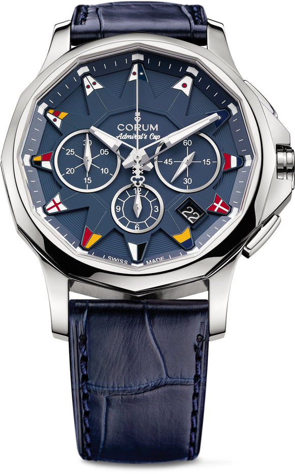 Corum Watch Admiral Legend 42 Chronograph A984/02987