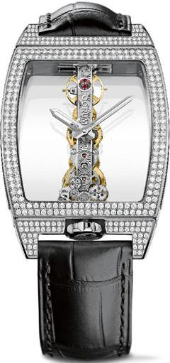 Corum Watch Golden Bridge Men Diamond B113/03198