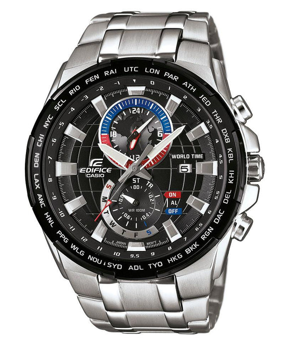Casio Watch Edifice Chronograph EFR-550D-1AVUEF