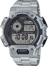 Casio Watch Illuminator World Time AE-1400WHD-1AVEF