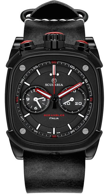 CT Scuderia Watch Scuderia Scrambler Chronograph CS70110