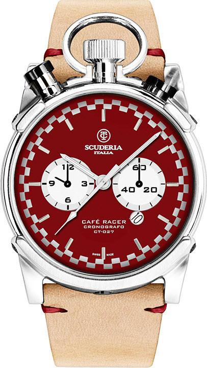 CT Scuderia Watch Cafe Racer CS20119