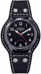 Davosa Watch Axis Automatic Black PVD 16157356
