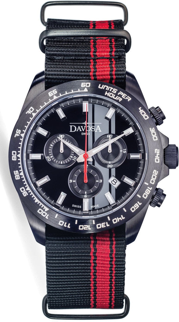 Davosa Watch Speedline TX Chronograph Tachymeter 16248855