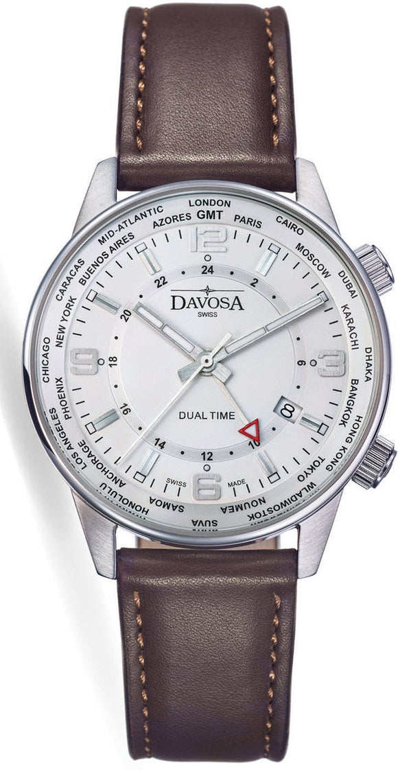 Davosa Watch Vireo Dual Time 16249215
