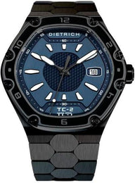 Dietrich Watch TC-2 Numbers Blue