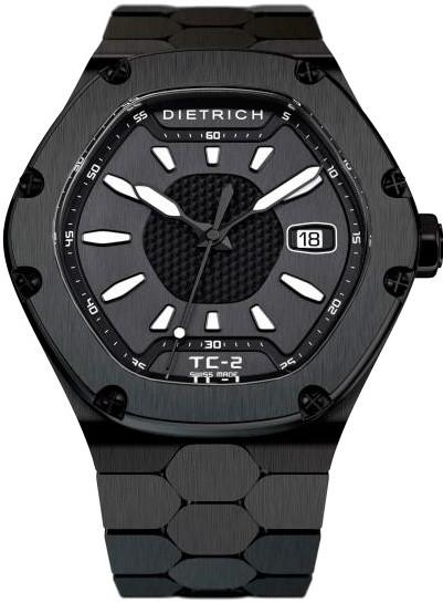 Dietrich Watch TC-2 Plain Black