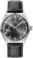 Damasko Watch DK 105 Black Alligator