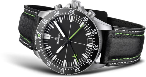 Damasko Watch DC 80 Matt Leather Pin