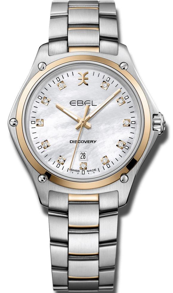 Ebel Watch Discovery Ladies 1216397