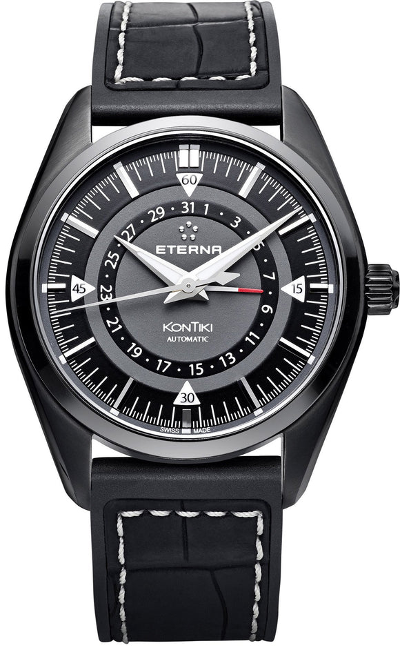 Eterna Watch KonTiki Chronograph 1598.43.41.1306