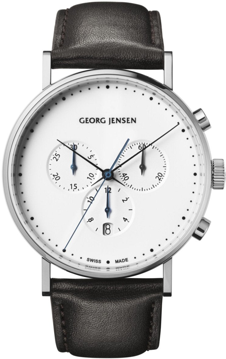 Georg Jensen Watch Koppel Chronograph