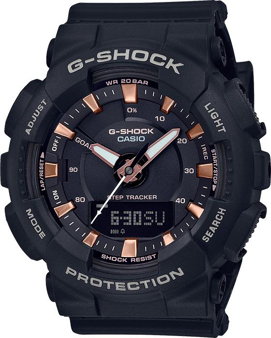 G-Shock Watch Step Tracker