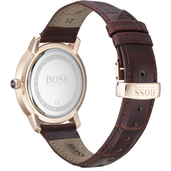 Hugo Boss Watch Premium Classic Mens