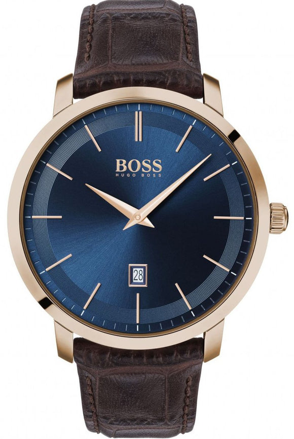 Hugo Boss Watch Premium Classic Mens 1513745