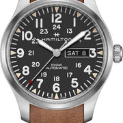 Hamilton Watch Khaki Field Day Date Auto H70535531