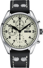 Laco Watch Chronograph Havanna