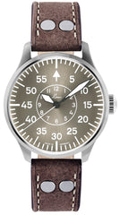 Laco Watch Aachen Taupe 42 Limited Edition