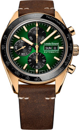 Louis Erard Watch La Sportive Bronze Limited Edition 78119BR19.BVD71