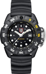 Luminox Watch Scott Cassell Deep Dive Carbon 1550 Series XS.1555