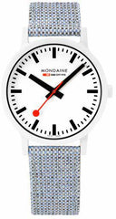 Mondaine Watch SBB Essence White