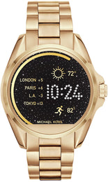 Michael Kors Watch Access Bradshaw Gold Tone Smartwatch MKT5001